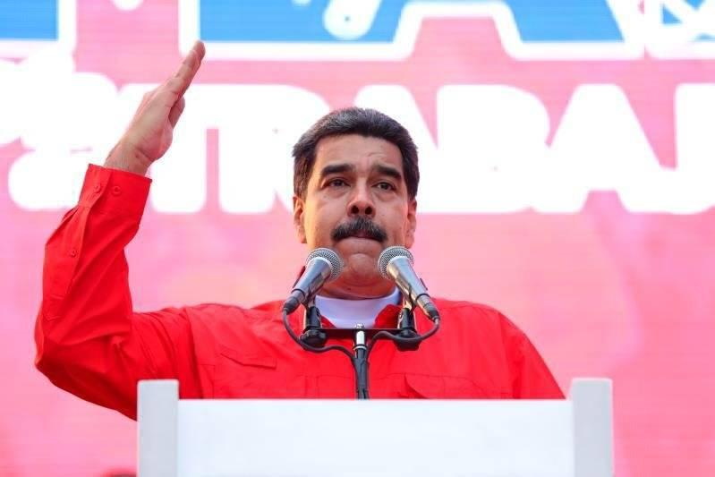 Nicolás Maduro, presidente de Venezuela Foto: Twitter @NicolasMaduro