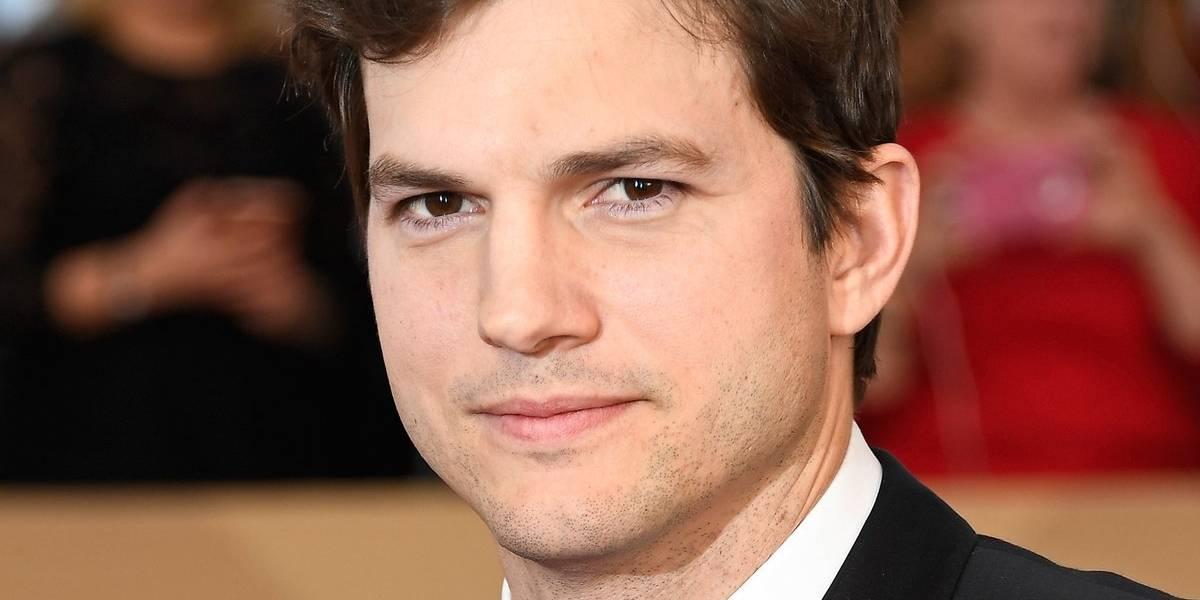 Ashton Kutcher se enfrentó cara a cara con el supuesto asesino serial acusado de matar a su novia
