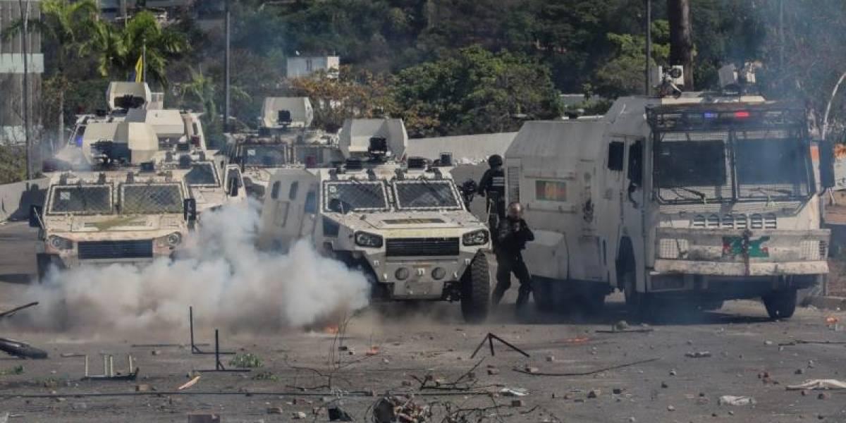 Mueren dos adolescentes durante las protestas opositoras en Venezuela