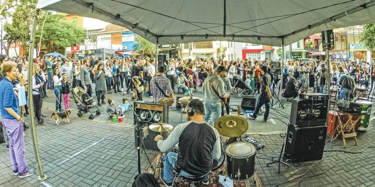 Evento gratuito inclui gastronomia, arte, cultura, moda, lazer em São Paulo