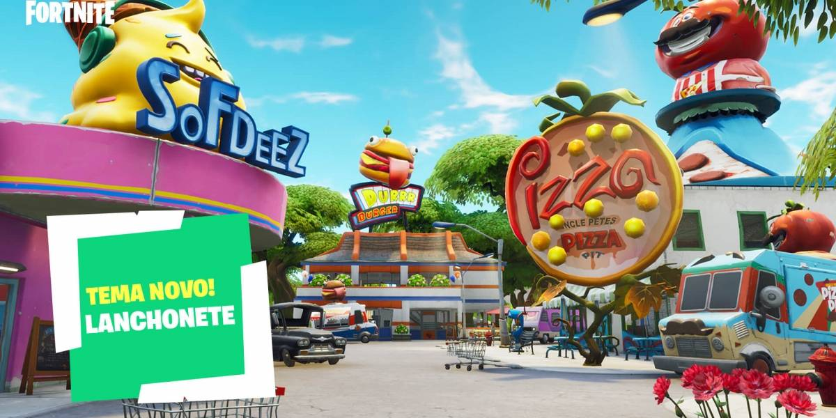 Battle Royale: Epic Games libera novo 'patch V.8.5.1' para o game Fortnite