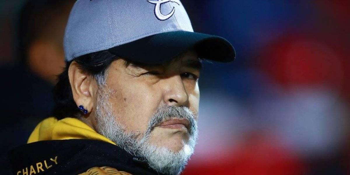 Maradona, ¿A qué se debe su buen paso?