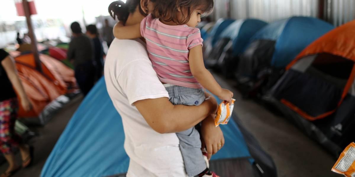 EU no localiza a familiares de unos 12 menores separados en la frontera
