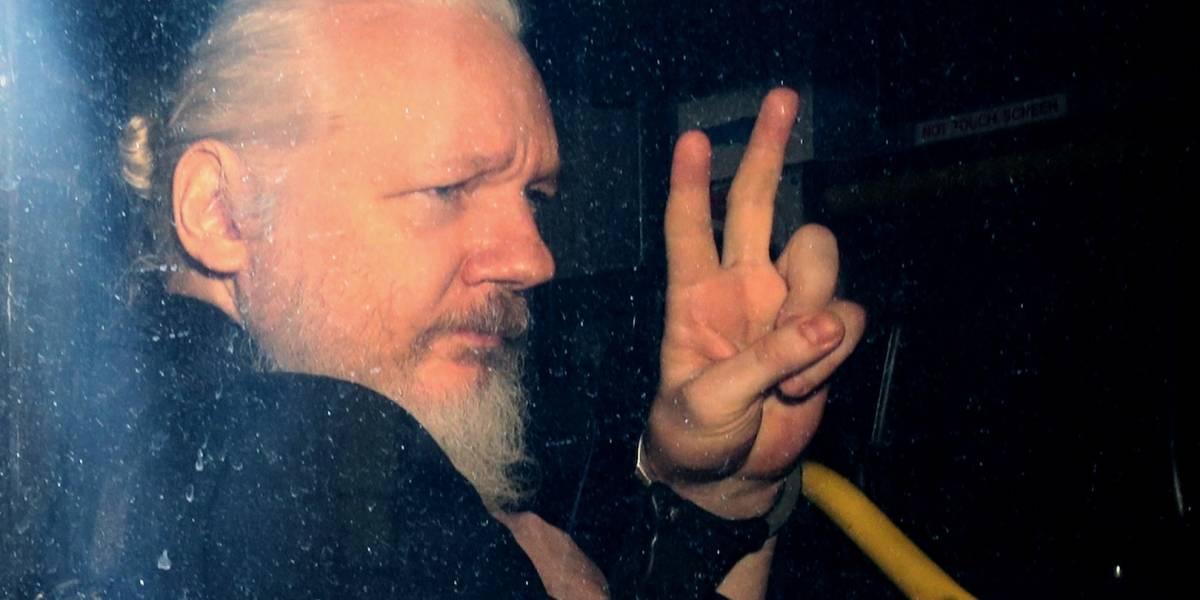 """Assange acusa a EU de """"abuso de proceso"""" por incumplir tratado extraditorio"""