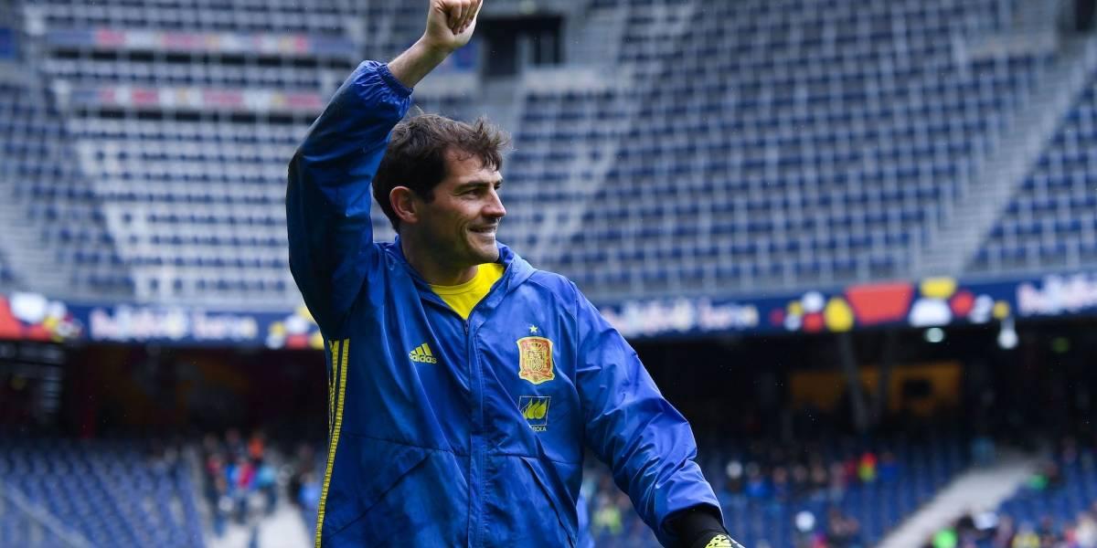 El último reporte médico sobre la salud de Iker Casillas