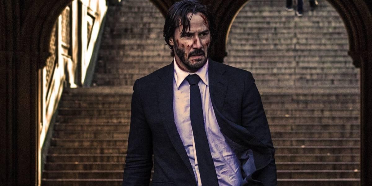 Keanu Reeves apresenta a franquia 'John Wick' em vídeo de 60 segundos