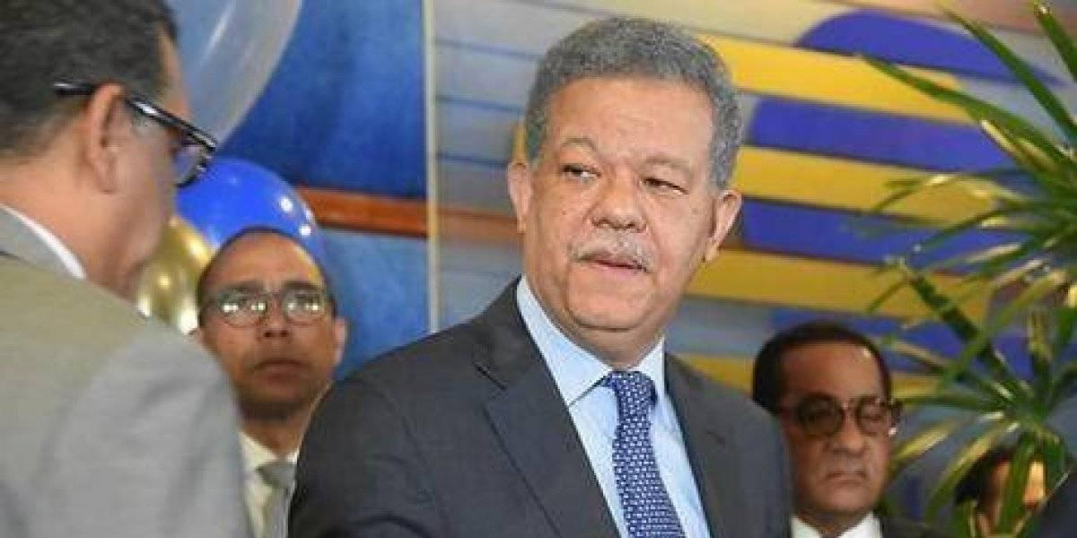 """Leonel espera por su acto del domingo: """"El PLD ganará en primera vuelta"""""""