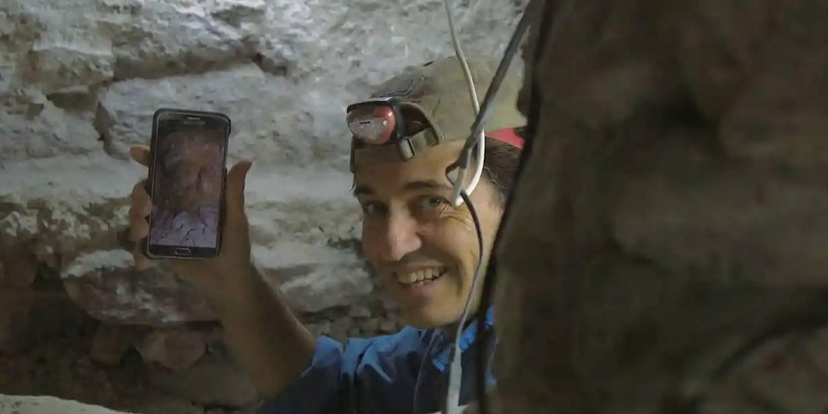 Tecnología láser descubre restos de reina maya de hace 1.500 años