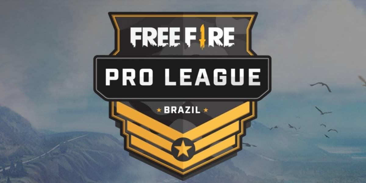 Confira todas as equipes classificadas para a Free Fire Pro League 3