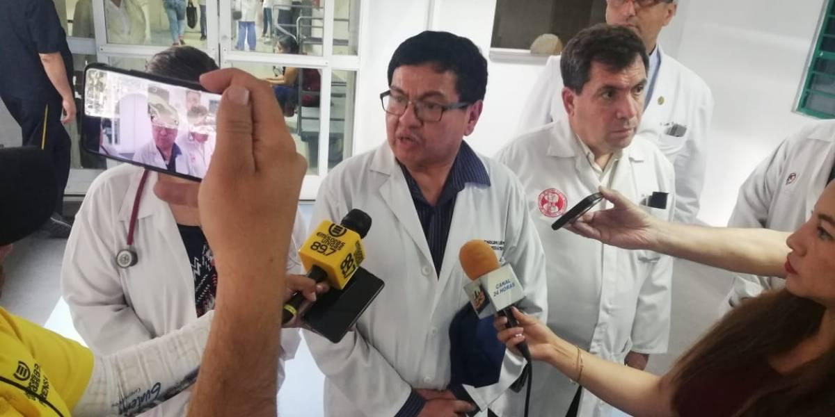 Médicos denuncian que no han recibido reivindicación salarial
