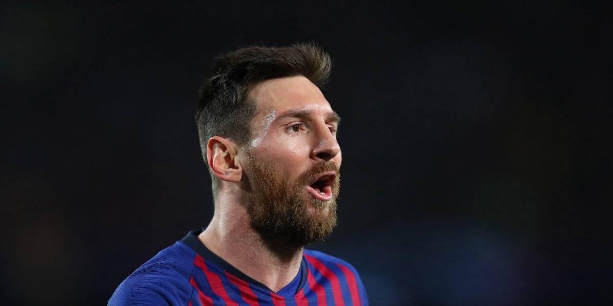 Ingleses juntan firmas para que sancionen a Messi y no juegue la revancha vs. Liverpool