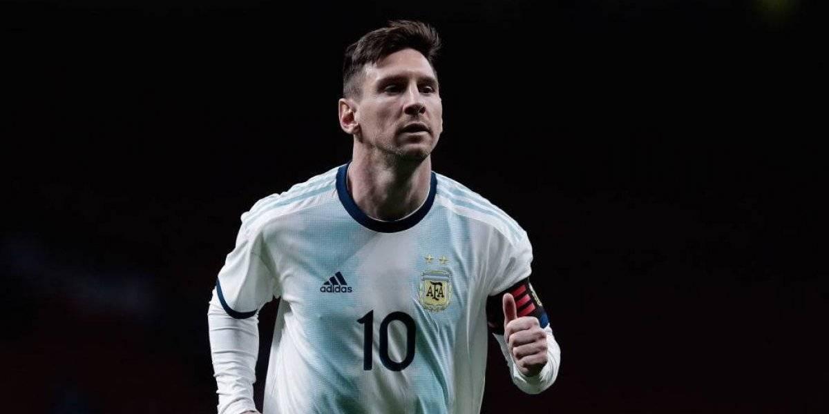 Del Bosque revela el motivo por el que Messi jugó con Argentina y no con España
