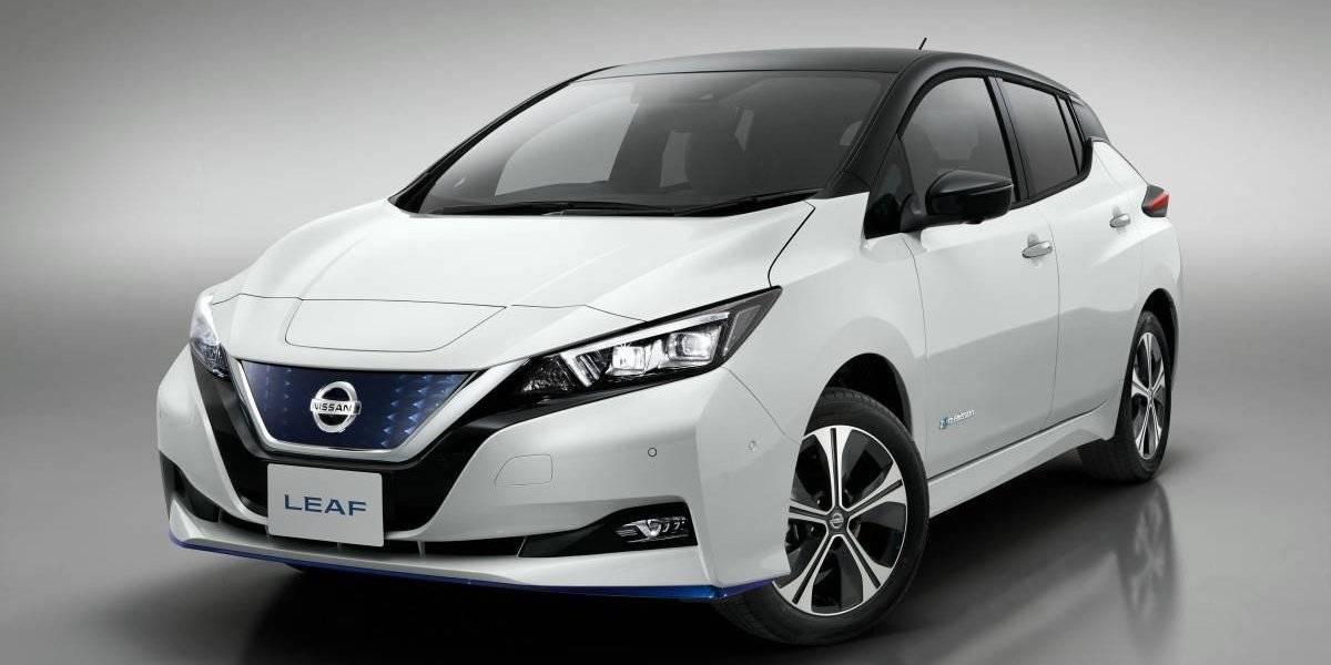 El Nissan Leaf conquista las confianzas del Reino Unido