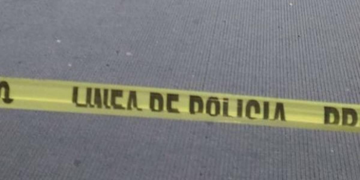 En medio de robó una mujer fue asesinada en un hotel