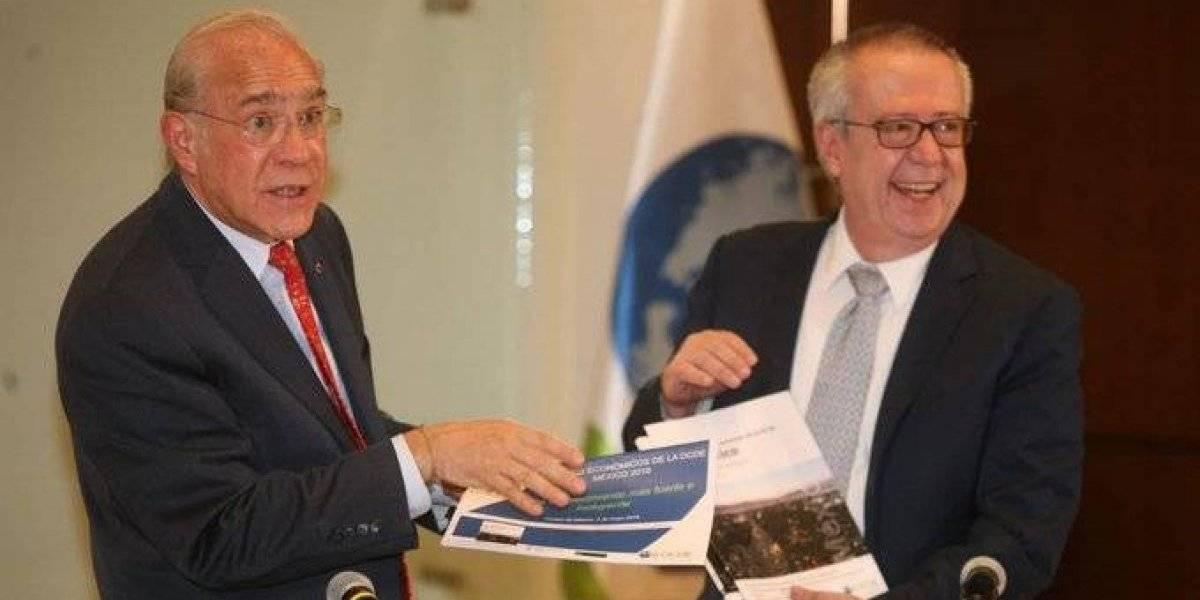 OCDE y Banxico ponen en duda metas de crecimiento de AMLO