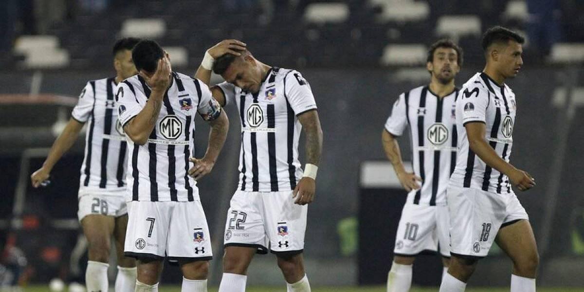 """El """"trabajo mental"""" de Mario Salas para levantar al hundido Colo Colo tras su fracaso en la Copa Sudamericana"""