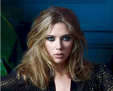 Scarlett Johansson Pinterest
