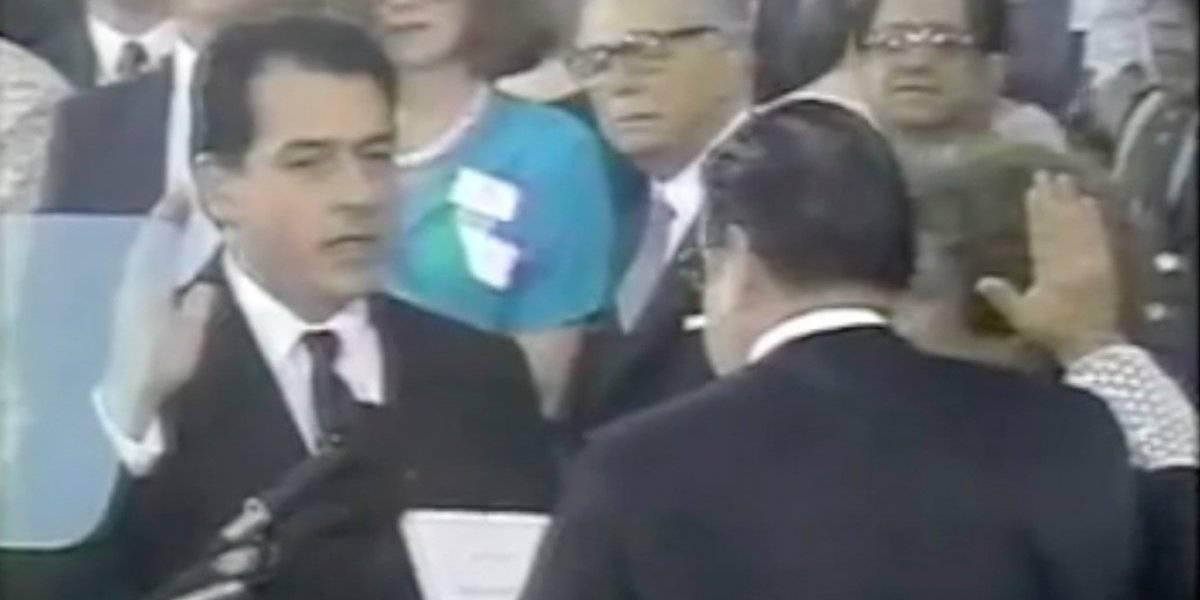 Trayectoria política de Rafael Hernández Colón