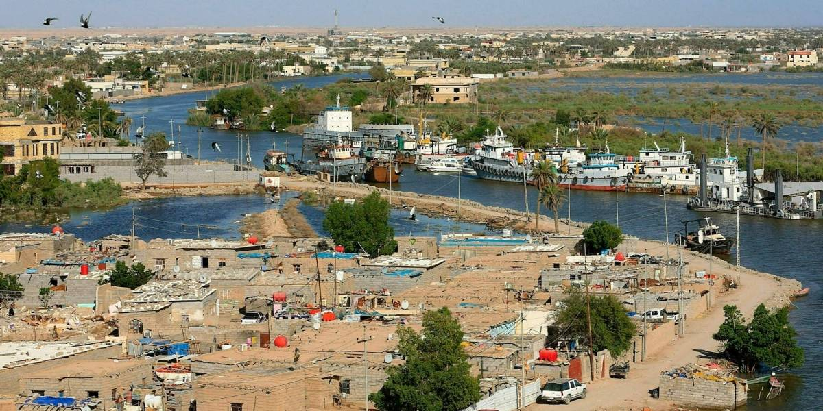 Aguaceros ponen a prueba la infraestructura de Irak
