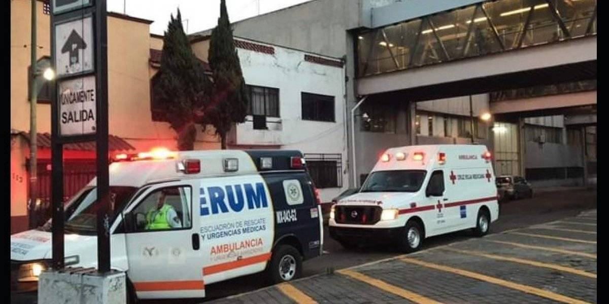 Cortocircuito en Metro Chabacano deja tres heridos