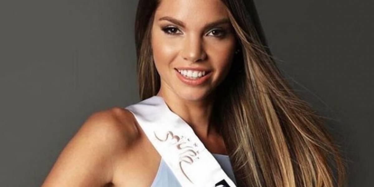 Excandidata de Miss Universe P.R. vuelve a posar desnuda para Playboy
