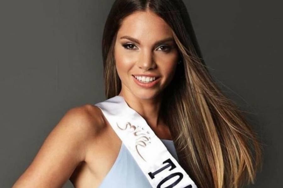Excandidata De Miss Universe Pr Vuelve A Posar Desnuda Para