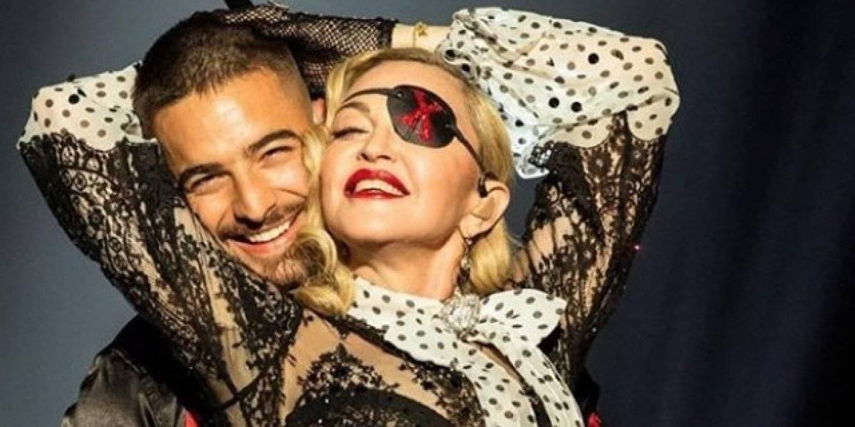 Maluma y Madonna se presentan en los Billboard 2019