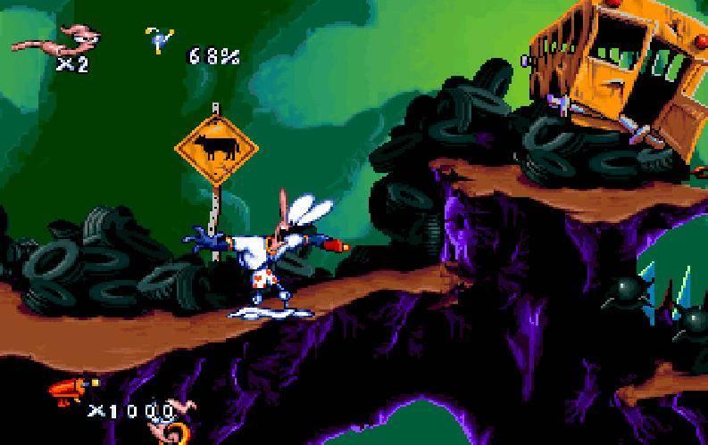Earthworm Jim vuelve con nuevo juego y el equipo de desarrollo original