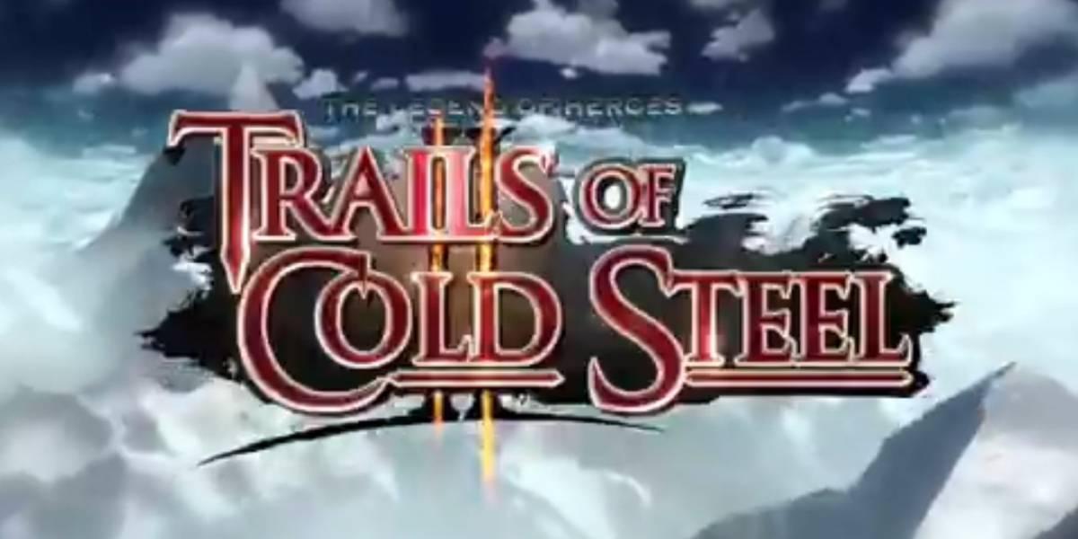 'The Legend of Heroes: Trails of Cold Steel II' será lançado em 4 de junho