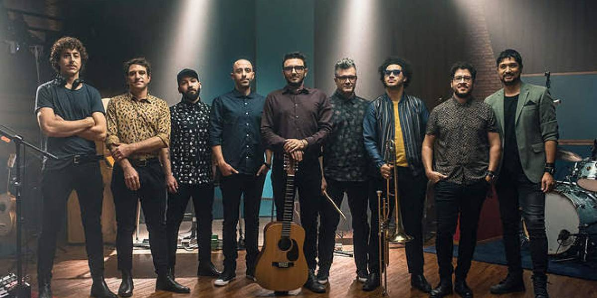 No Te Va Gustar visitará Chile con nuevo álbum bajo el brazo