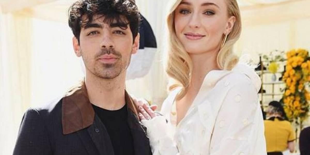Sophie Turner y Joe Jonas se casarán por segunda vez en una ceremonia más grande