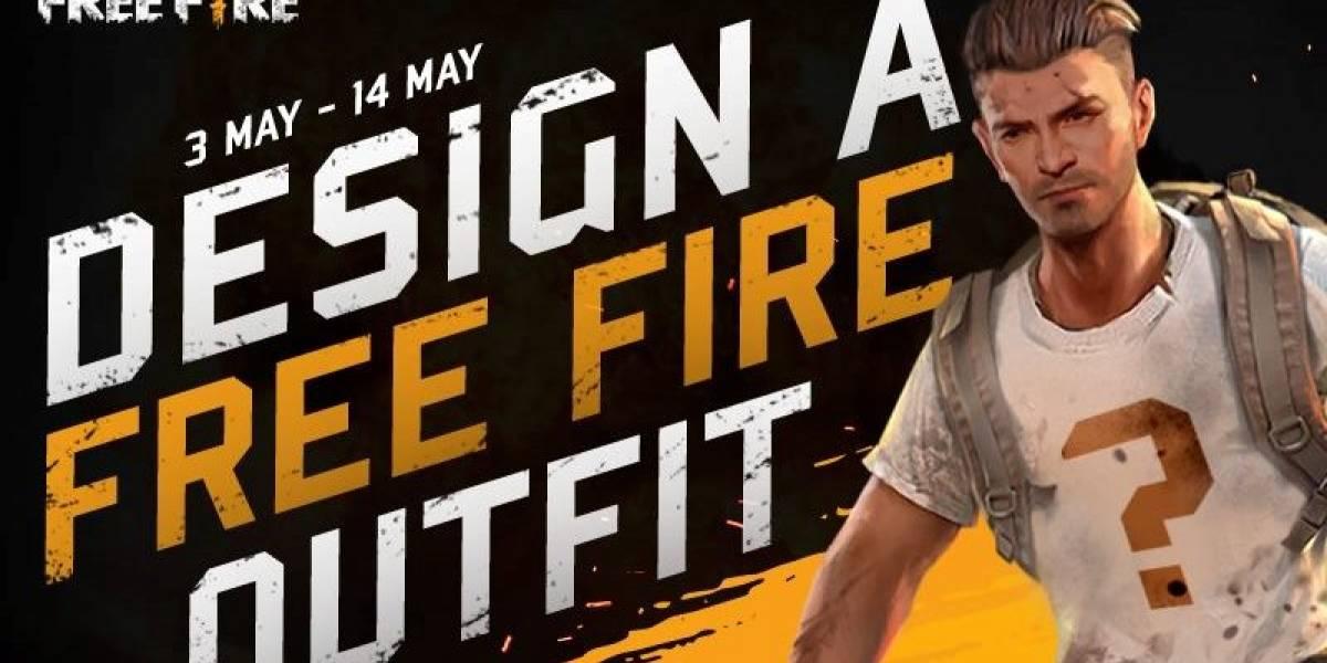 Free Fire: Garena abre votação para escolha de 'Design Outfit'