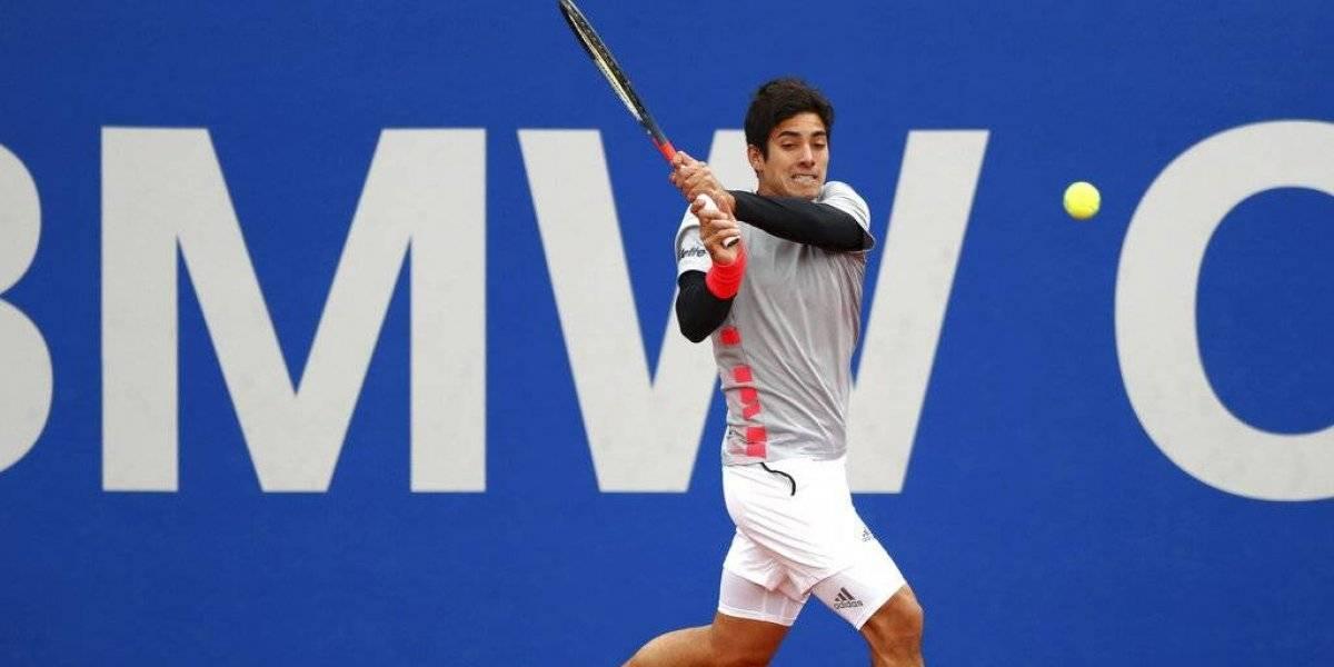 ¡Extraordinario Garin! Ganó en un thriller ante Zverev y pasó a semifinales del ATP 250 de Munich