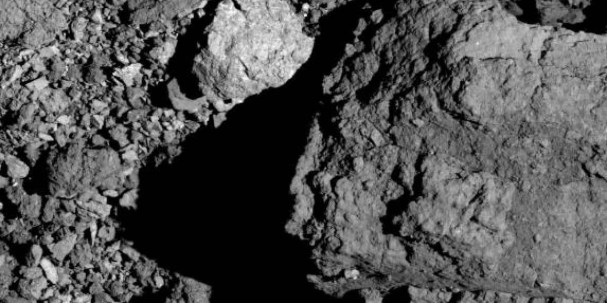 10 fotos impressionantes divulgadas pela NASA do gigantesco asteroide Bennu