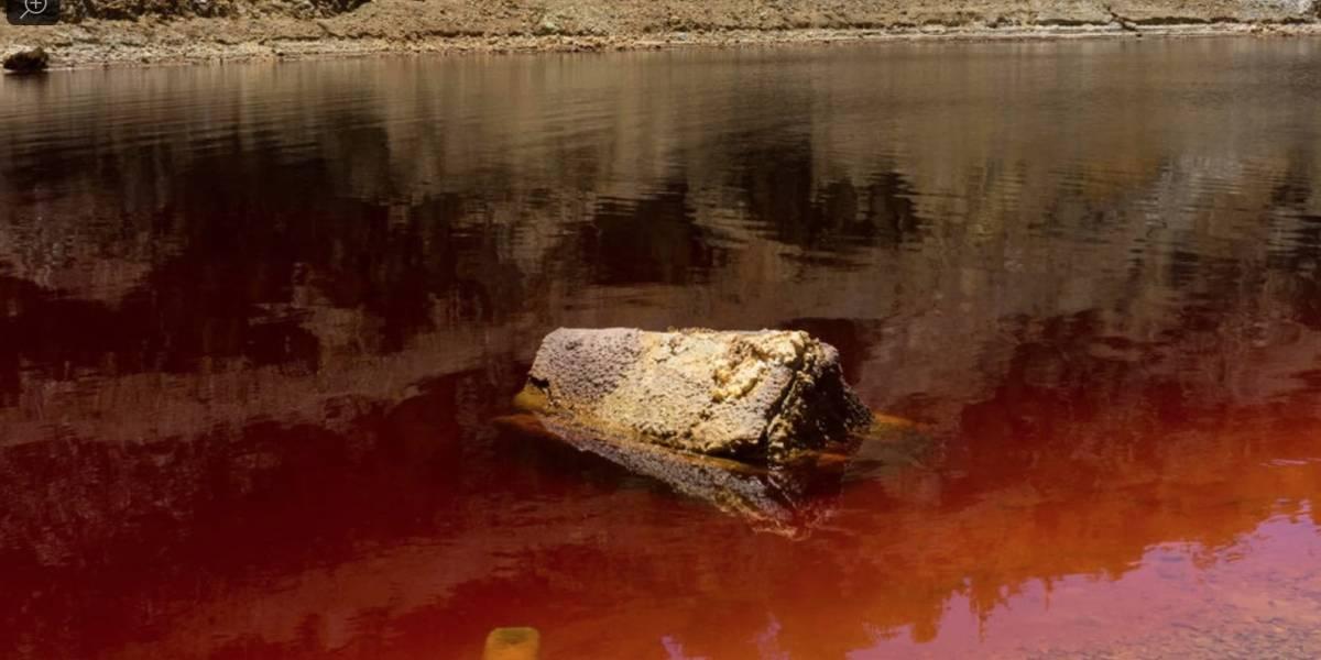 Youtuber grabó una maleta flotando en un lago: No sabía que contenía un cadáver