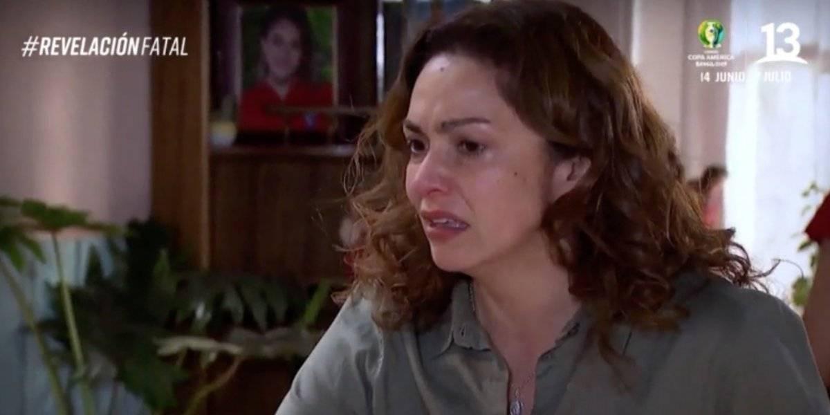 """""""Pacto de Sangre"""": Gran actuación de Tamara Acosta logró traspasar la pantalla"""