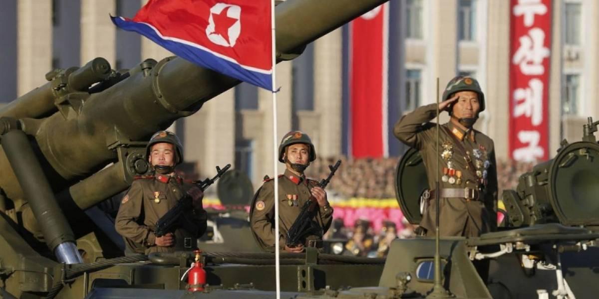 """Corea del Norte lanzó misiles """"de corto alcance"""" hacia el Mar del Japón"""