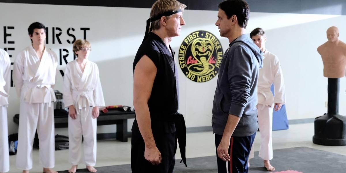 Cobra Kai ha sido renovada para una tercera temporada