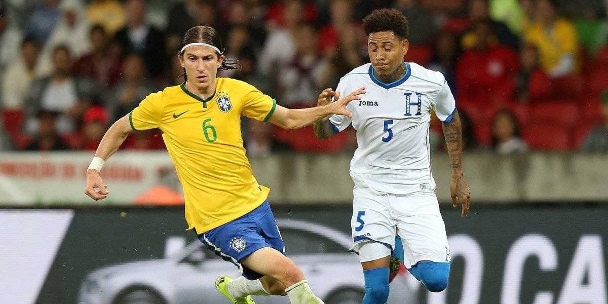 Brasil ante Honduras previo a la Copa América