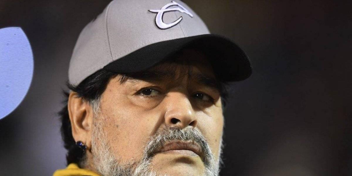 El sueño del ascenso de Maradona en México sufrió un duro golpe