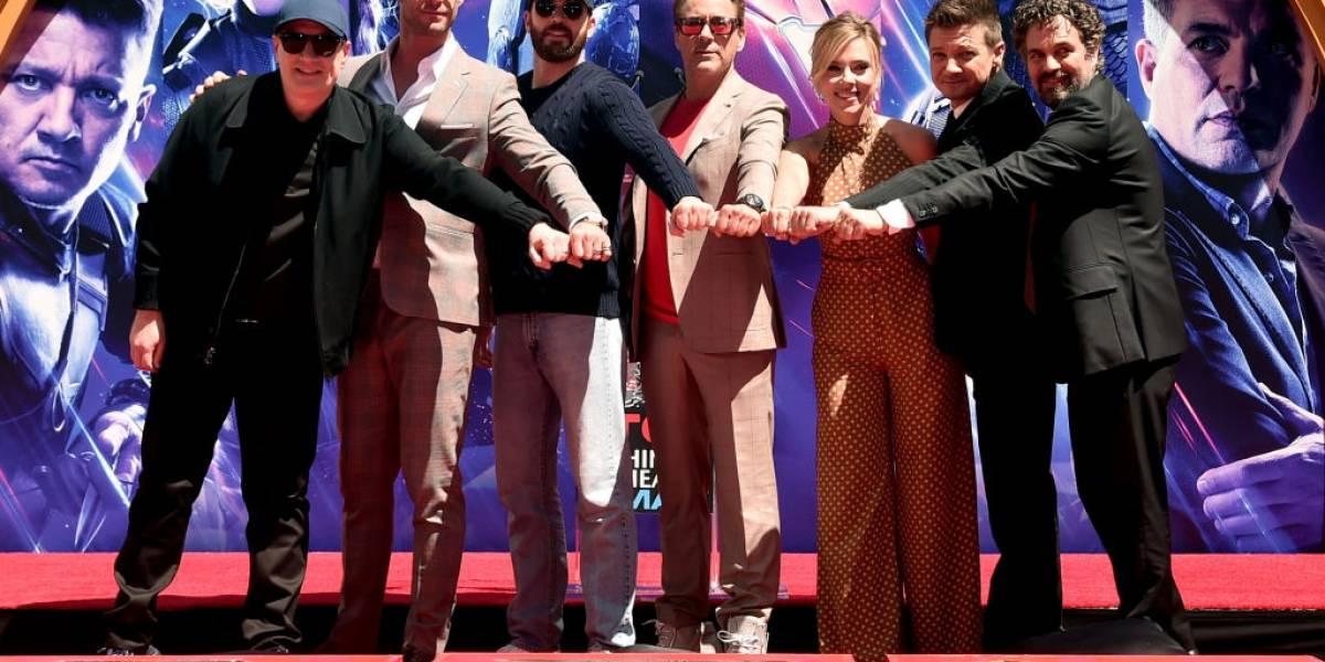 Así fue la celebración de cumpleaños que no vio en 'Avengers: Endgame'