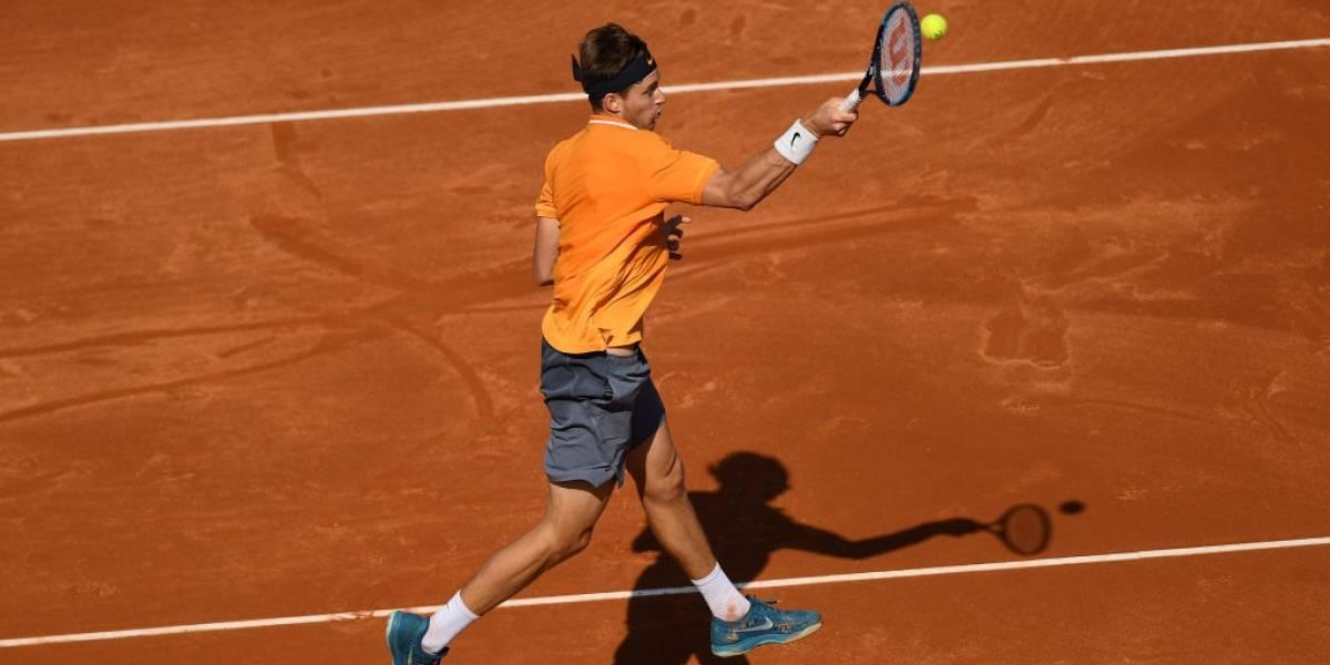 ATP Jarry se despidió tempranamente del Masters 1000 de Madrid