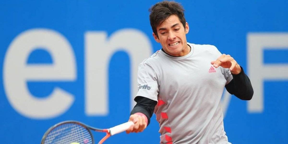 Cristian Garin rompe otro récord: Es el sexto chileno que le gana a un Top 3 en la Era Open
