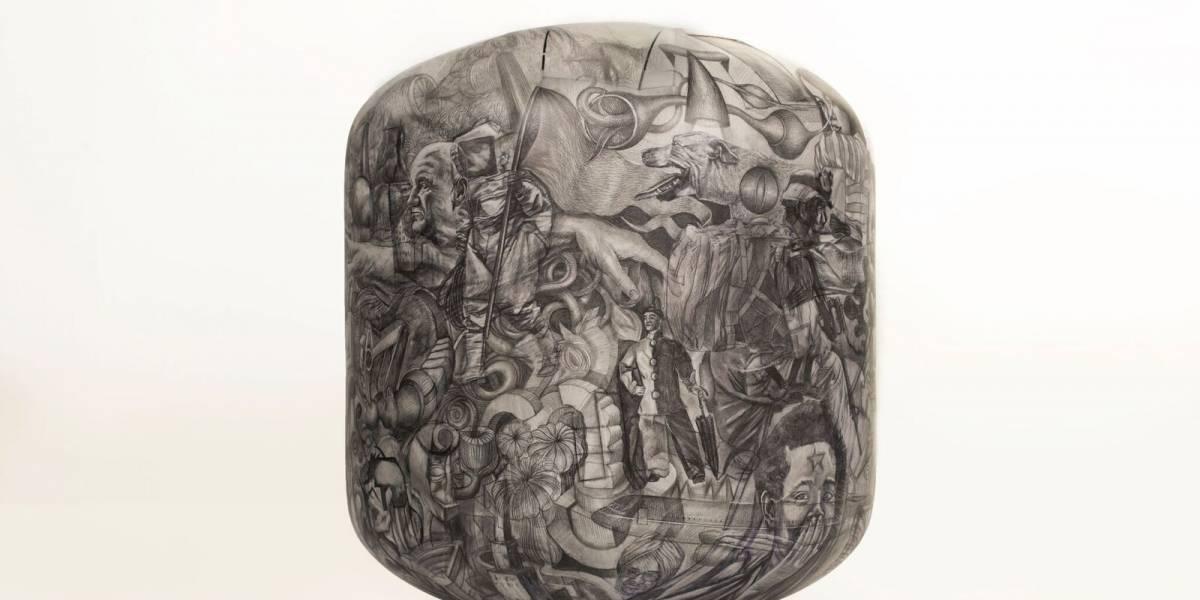 Inaugura exposición colectiva Esculturas Sonoras