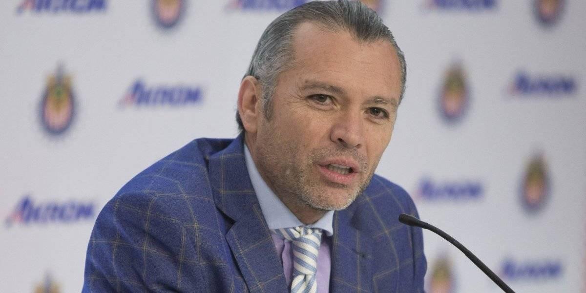 Higuera: 'Sigo siendo director general de Chivas'