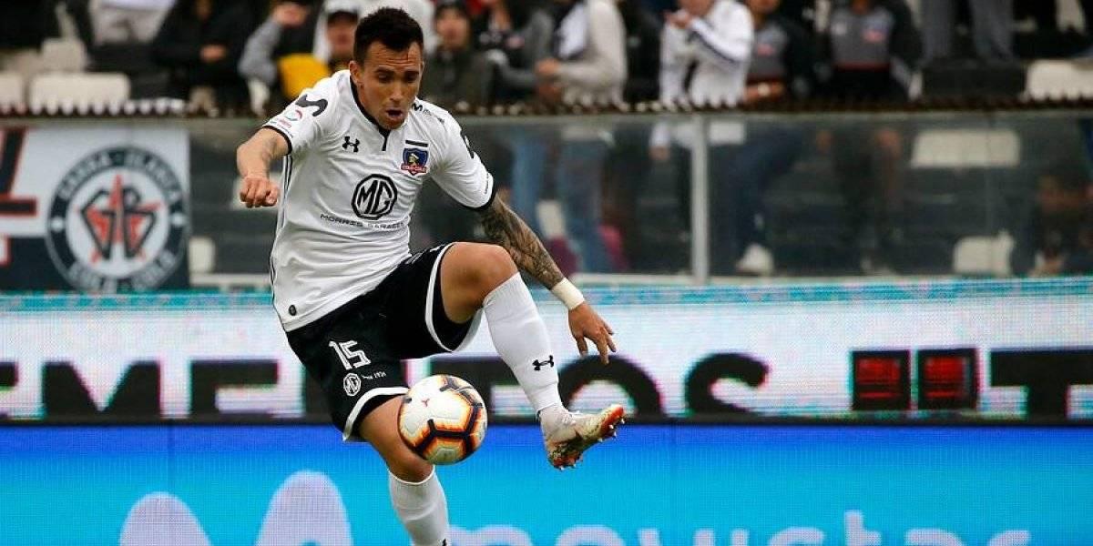 """Mouche mira el futuro en Colo Colo: """"Quedar fuera de la Sudamericana fue feo, pero tenemos títulos por ganar"""""""