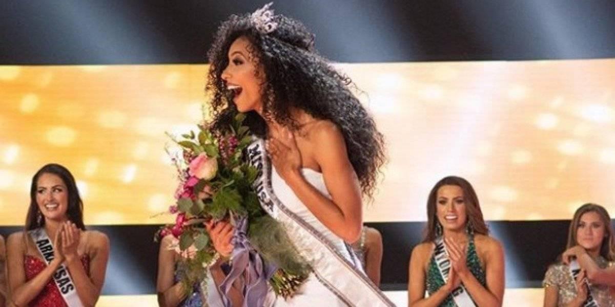 Abogada de reclusos gana Miss USA 2019