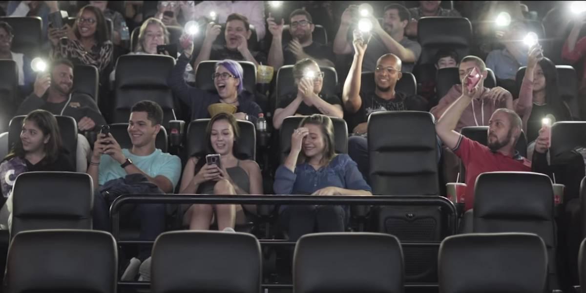 VÍDEO: Brasileiro faz pedido de casamento super criativo para namorada durante sessão de Vingadores: Ultimato