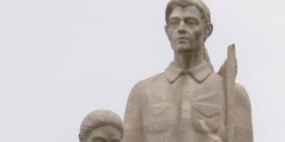 De luto el monumento al Jíbaro en Cayey