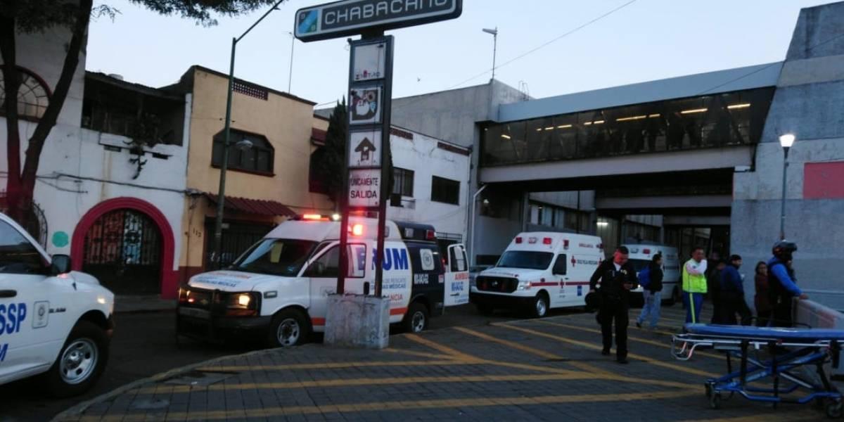 Se reporta explosión en el Metro de la Ciudad de México, deja tres heridos